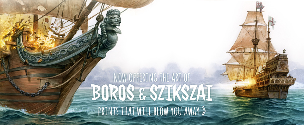 Fine Art Prints by Zoltan Boros & Gabor Szikszai